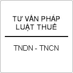 Tư vấn <strong>pháp</strong> <strong>luật</strong> về thuế trong <strong>doanh</strong> <strong>nghiệp</strong> ?