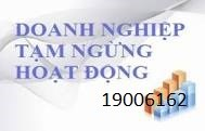 Thủ tục tạm ngừng <strong>kinh</strong> <strong>doanh</strong> ?