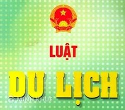 Luật <strong>du</strong> <strong>lịch</strong> năm 2017
