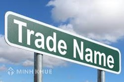 Legal consultancy services for registration of trade names