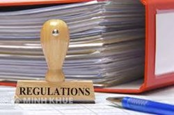 Consultancy for developing regulations for enterprises