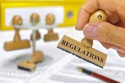 Consultancy on developing corporate governance regulations