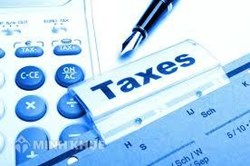 Regular tax reporting service (monthly report)