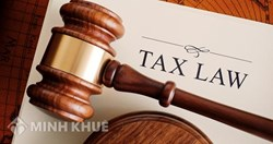 Legal consultancy in the field of tax laws
