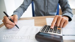 Minh Khue Law Firm provide Tax accounting services for businesses