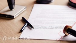 Drafting and notarization contracts services