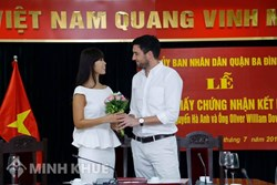 Consultancy service for marriage registration with foreign elements in Vietnam