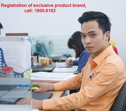 Procedures for registration of protection of exclusive product brands