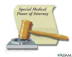 Mẫu giấy ủy quyền bằng tiếng anh (Power of attorney)