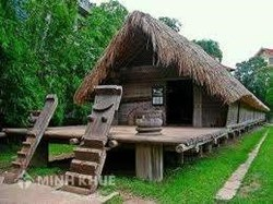 Vnd 20,000 is the charge for visiting Viet nam museum of ethnology