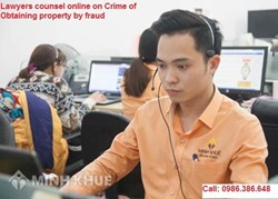 Lawyers counsel online on Crime of Obtaining property by fraud