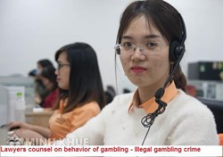 Lawyers counsel online on the handling behavior of gambling - Illegal gambling crime