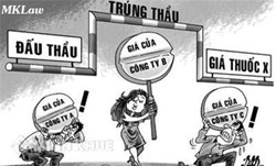 Thủ tục hủy thầu <strong>theo</strong> <strong>quy</strong> <strong>định</strong> <strong>của</strong> <strong>pháp</strong> <strong>luật</strong> ?