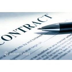 Lawyers counsel and draft international trade contracts
