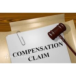 Consulting lawyers, drafting compensation claims